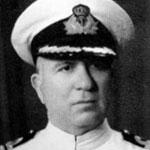 Cosmas Yiapitzoglou, Greek Naval Intelligence officer and chief collaborator with OSS spy Helias Doundoulakis in Salonica, Greece.